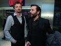 Dano Heriban a Kamil Mikulčík