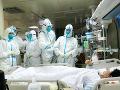 Poplach u susedov: Žena nakazená koronavírusom utiekla z nemocnice, pátra po nej polícia
