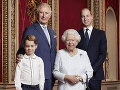 Kreslený seriál o kráľovskej rodine má jasné kontúry: ČOŽE? Takto majú vyzerať!
