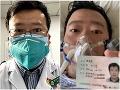 Svoj boj napokon prehral: Čínsky lekár, ktorý varoval pred koronavírusom, zomrel