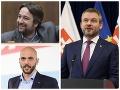VOĽBY 2020 Kampaň na sociálnych sieťach: Najviac zaujali Blaha, Pellegrini a Truban