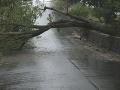 Hrozivé varovanie meteorológov: POZOR na silný vietor, spôsobí veľké škody a ohrozí ľudské životy