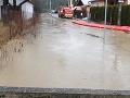 Meteorológovia varujú: Vydali druhý stupeň výstrahy pred povodňami v okrese Michalovce