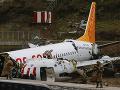 Zatkli pilota lietadla, ktoré havarovalo v Istanbule: Bude čeliť obvineniam