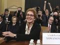 Odvolaná veľvyslankyňa Yovanovitchová varovala USA pred slepou poslušnosťou