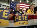 Demokrati v Iowe už sčítali všetky hlasy, víťaza primárok ale nevyhlásili