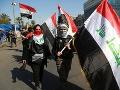 Iracká vláda zvažuje prehĺbenie vojenských vzťahov s Ruskom