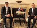 Lajčák na návšteve v Ankare: Rokoval s tureckým partnerom