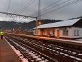 Tragická zrážka vlaku s cyklistom v Dunajove: ZSSK upozorňuje na meškanie vlakov