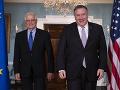 Borell rokoval s ministrom Pompeom: Témou rozhovoru boli aj obchodné vzťahy USA a EÚ