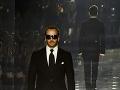 Zábery z módnej šou značky Tom Ford