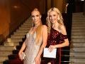Miss ČR 2018 Iveta Maurerová a II. vicemiss Kristyna Malířová