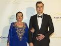 Škandalózny milenec Hany Gregorovej: Pred rokom robil taxikára a teraz... Opäť spolu na prestížnom plese!