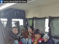 FOTO Dodávka plná migrantov: Alžírčana obvinili z prevádzačstva