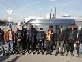 Auto s poľskou evidenčnou značkou zastavili v Košiciach: FOTO V dodávke sa tlačili migranti