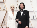 Keanu Reeves vzal do spoločnosti svoju sympatickú mamu.