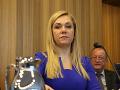 Polícia predstavila mobilnú aplikáciu: Podľa Sakovej pomôže aj týraným ženám