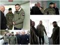 FOTO Je Slovensko pripravené na koronavírus? Mimoriadnu situáciu kontroloval premiér osobne