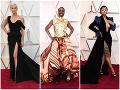 TOP 5 outfitov z odovzdávania Oscarov!
