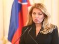 Je dôležité, že problém justície si uvedomuje čoraz viac sudcov, povedala Čaputová
