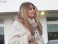 EXKLUZÍVNE: PRVÉ FOTO po prevalení tehotenstva Judínyovej (49): Wau, pozrite na to bruško!