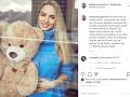 Barbora Krajčírová oznámila tehotenstvo. Manželovi Ľubošovi privedie na svet bábätko.