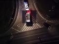 Rýchlo a zbesilo po trebišovsky! Polícia zverejnila VIDEO ako z akčného filmu, desivá nehoda
