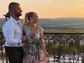 Najromantickejšia foto Barbory Krajčírovej: V týchto šatách vyzerala deň pred svadbou nádherne