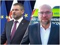VOĽBY 2020 Slovná vojna naberá na obrátkach: Premiér zvozil opozíciu, VIDEO výsmech od Sulíka