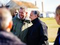 Pellegrini so Sakovou nečakane na hraniciach s Maďarskom! FOTO Pusinka od Orbána