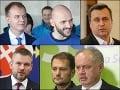 Veľké porovnanie PREFERENCIÍ: Voliči rozhodnú už o dva týždne! Najväčšie pády i prekvapenia, TOP trapasy prieskumov