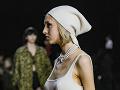 Zábery z módnej šou Marca Jacobsa.
