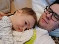 Smrteľne chorému Riškovi zostáva do podania liečby pár týždňov: VIDEO Obrovská pomoc aj z Británie