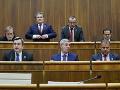 Posledný pokus koalície: Poslancov čaká mimoriadna schôdza! Rýchle schvaľovanie návrhov za 800 miliónov