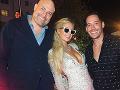 Paris Hilton a Carter Reum