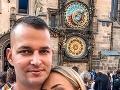 Moderátorka Barbora Krajčírová našla lásku po boku tohto muža a manželia očakávajú prírastok do rodiny