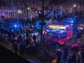 Streľba pred berlínskym hudobným klubom: FOTO Hlásia jednu obeť a zranených