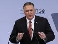 Západ víťazí, tvrdí Pompeo: Na konferencii kritizoval Čínu a Rusko, obhajoval úlohu USA
