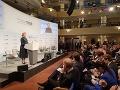 Čaputová na konferencii v Mníchove: FOTO Prezidentka hovorila o zodpovednosti lídrov