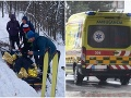 Pri Donovaloch zomreli dvaja muži: FOTO Horskí záchranári pomáhali aj turistovi, ktorého zložili kŕče