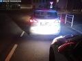 FOTO Vodička (41) jazdila po Bánovciach bez svetiel, nafúkala 2,17 promile