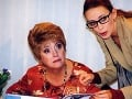 Božidara Turzonovová a Diana Mórová