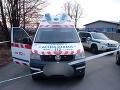 AKTUÁLNE Dráma v Martine! Policajti naháňali sanitku, vodič nafúkal vyše dve promile
