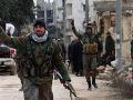 Kríza na severozápade Sýrie dosiahla desivú novú úroveň: Museli evakuovať dve nemocnice