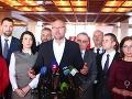 VOĽBY 2020 Hlas pravice odstupuje z parlamentných volieb v prospech SaS