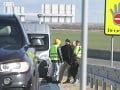 PRÁVE TERAZ Kotlebova dodávka mala nehodu na diaľnici D1: Sedel v nej aj líder ĽSNS