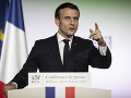 Macron chce zastaviť izolovanie a radikalizáciu moslimov: Nemôžeme tu mať zákony Turecka