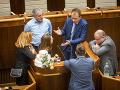 Mesežnikov: Postoj protestujúcich poslancov je legitímny, Smer a SNS z toho nevyťažia