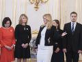 Prezidentka SR Zuzana Čaputová prijala investigatívnych novinárov a zástupcov iniciatívy Za slušné Slovensko