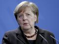 Merkelová uvažuje nad svojou budúcnosťou: Vstúpi do boja o post lídra? Kancelárka prehovorila